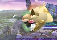 Super Jump Punch Luigi