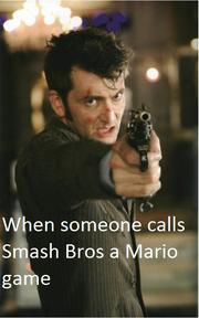 Tenth Doctor Meme