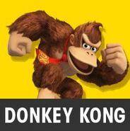 Donkey Kong Wii U-3DS