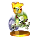 SSB3DS Bubbles Trophy
