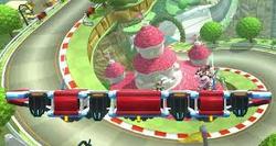 Omega Mario Circuit 8