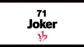 71 Joker - Super Smash Bros. Ultimate