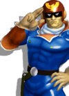 Captain Falcon Palette 06 (SSBM)