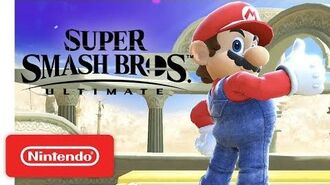 Super Smash Bros. Ultimate - Available 12.7.2018 - Nintendo Switch
