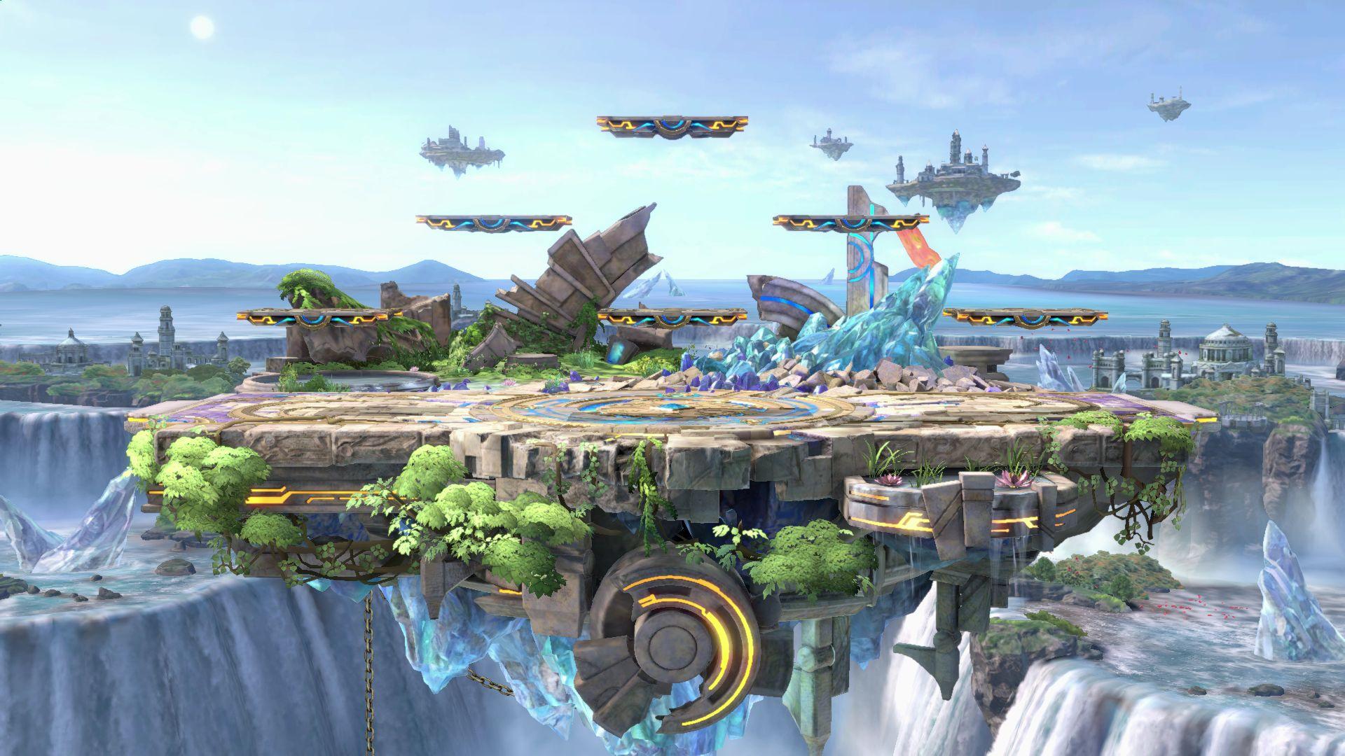 Big Battlefield Super Smash Bros Ultimate Smashpedia Fandom