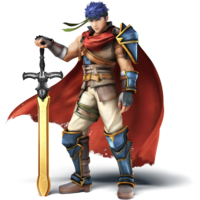 Ike - Super Smash Bros. for Nintendo 3DS and Wii U