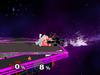 Mr. Game & Watch Edge attack (fast) SSBM