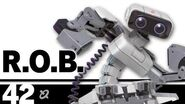 42 R.O.B. – Super Smash Bros