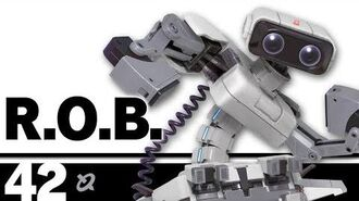42 R.O.B. – Super Smash Bros. Ultimate