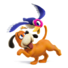 Duck Hunt - Super Smash Bros. for Nintendo 3DS and Wii U