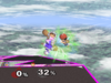 Ice Climbers Neutral aerial SSBM
