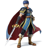 Marth - Super Smash Bros. for Nintendo 3DS and Wii U