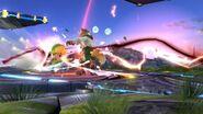Toon Link Side Smash