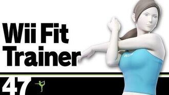 47 Wii Fit Trainer – Super Smash Bros. Ultimate