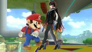 Mario and bayonetta by user15432-dc5d1uq