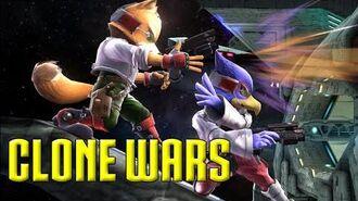 Clone Wars Fox VS. Falco (The Differences)
