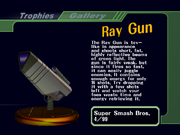 Ray Gun SSBM
