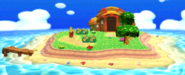 SSB4-Tortimer Island Select Screen 001