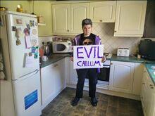 Evil callum wwe
