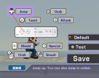 Controls Smashpedia Fandom