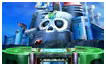 Wily Castle Icon SSB3DS