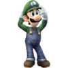 Luigi - Super Smash Bros. Brawl