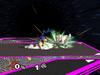 Falco Down smash SSBM