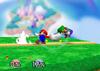 Mario Forward smash SSB