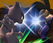 Mewtwo's Disable Move