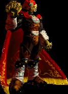 Ganondorf 3D Artwork