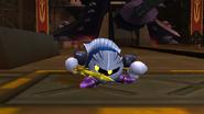 Meta Knight Idle Pose 1 Brawl
