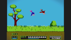 Duck Hunt Stage