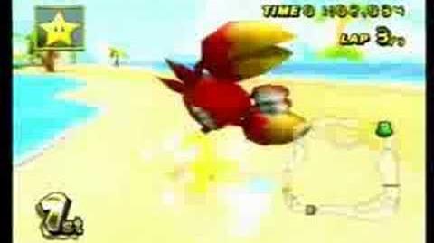Hacking Mario Kart Wii Online