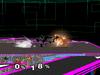 Mr. Game & Watch Forward smash SSBM