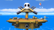Pirate Ship Omega