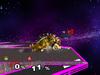 Bowser Dash attack SSBM