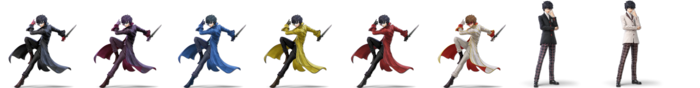 Joker Palette (SSBU)