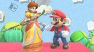 Mario and Daisy