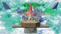 SSBU-Peach's Castle