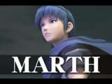 Marth (Super Smash Bros. Brawl)