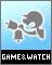 IconGame & Watch (preBrawl) Character