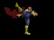 CaptainFalcon-Victory2-SSBM