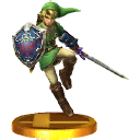 SSB3DS Link Trophy1