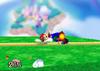 Mario Floor attack (back) SSB