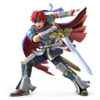 Roy - Super Smash Bros. Ultimate