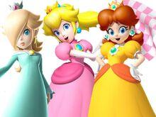 .0! Peach Daisy & Rosalina 24