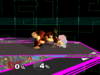 Donkey Kong Neutral attack SSBM