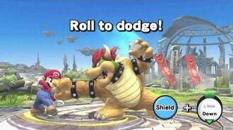 Super Smash Bros Wii U Controls