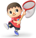 Villager - Super Smash Bros. Ultimate