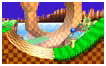 Green Hill Zone Icon SSB3DS